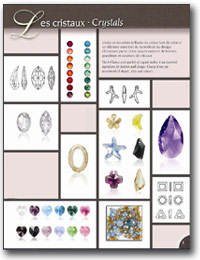View Crystal catalog section